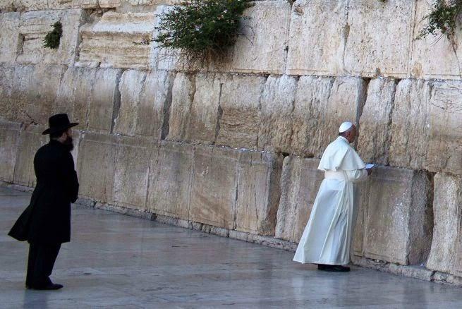 muro francisco: