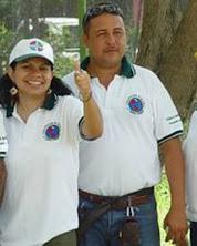 Emma C. Salazar, Dario Vargas
