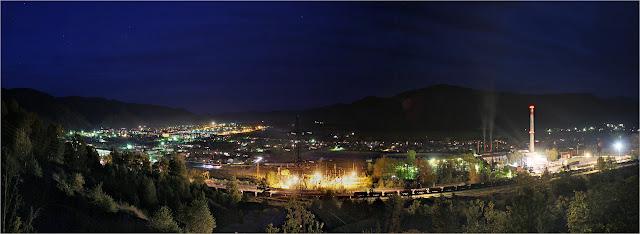 Абаза, Хакасия.