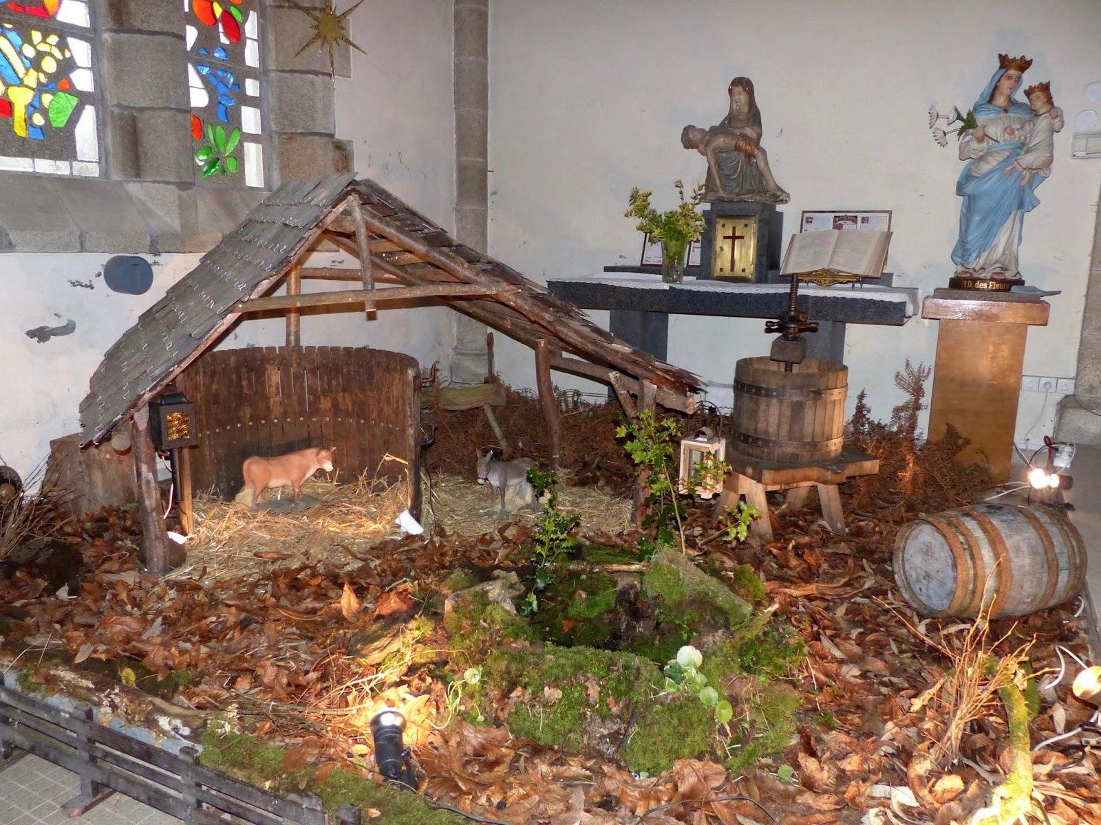 Le Retour Chez Canelle Eglise Paroissiale De Gestel
