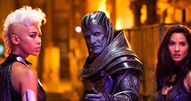 Trailer de X-Men: Apocalipse sai Star Wars: O Despertar da Força, veja as imagens dos novos mutantes
