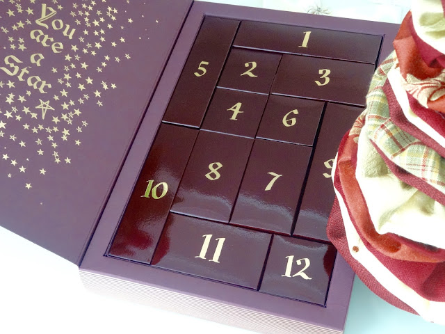 Charlotte Tilbury The Book of Makeup Magic Advent Calendar