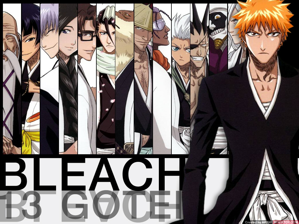 Bleach 538 Manga