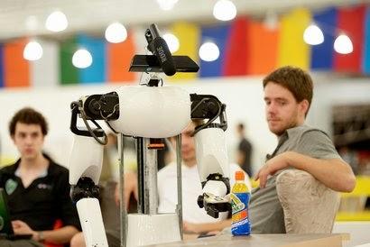 AMIGO bij topfavorieten op toernooi voor zelfstandige robothulpjes
