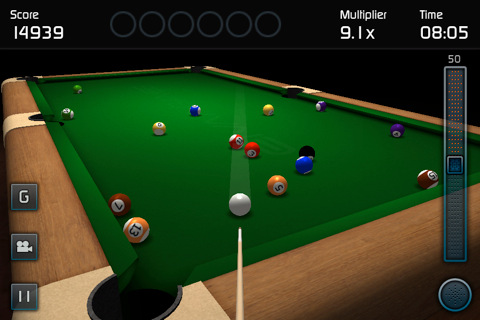 dwonload 3DPool Game full free