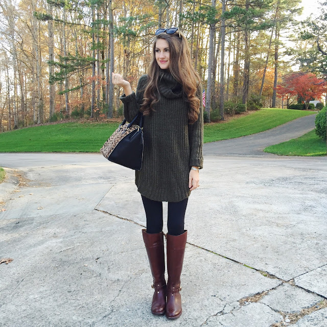 Tory Burch riding boots are on sale!