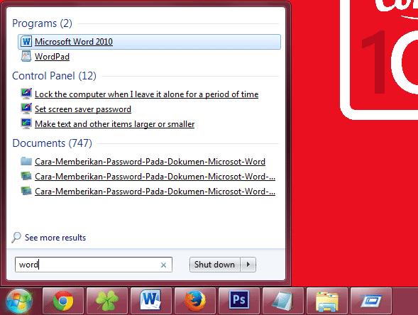 Cara Cepat Membuka Berbagai Aplikasi Pada Windows Anda