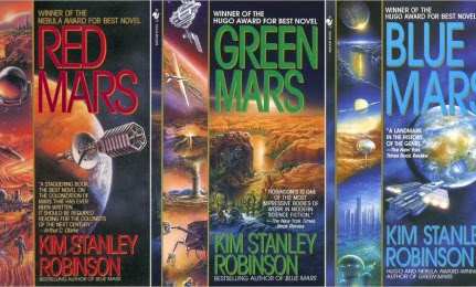 Red Mars - Book Series Adaptation in Development at Spike TV