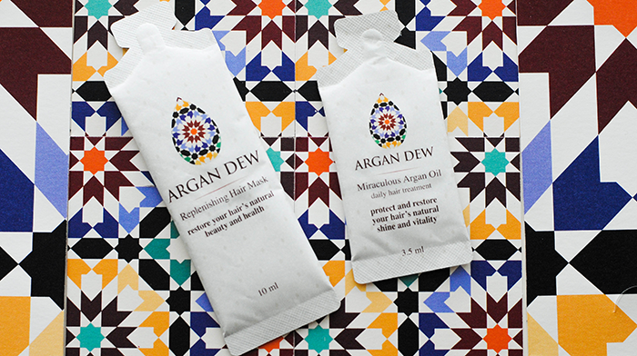 argan dew hair care, replenishing hair mask, argan oil, products to heal damaged hair and dry hair, argan oil hair masque
