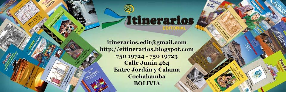 EDITORIAL ITINERARIOS