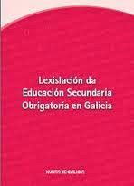 Lexislación da ESO Galicia