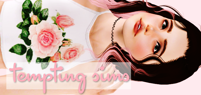 #Temptingsims ~ pull in the game the sims