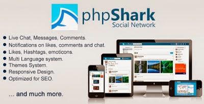 Download Free phpShark - Social Networking Platform