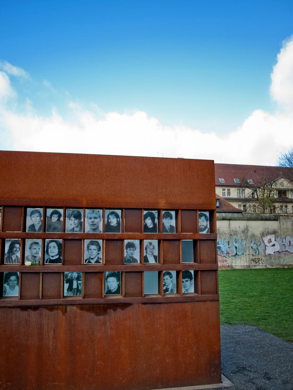 Memorial Wall, Berlin