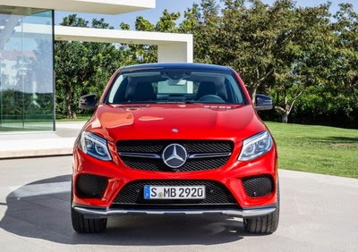 Mercedes GLE Coupe Indonesia