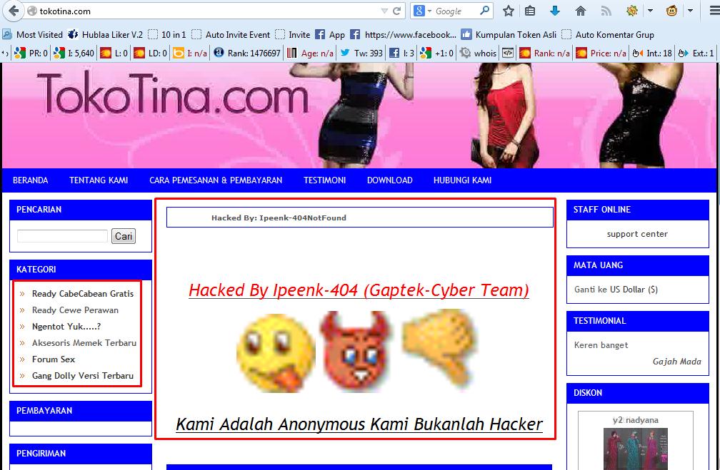 http://irfan-newbie.blogspot.com/2014/08/cara-deface-web-dengan-metode.html