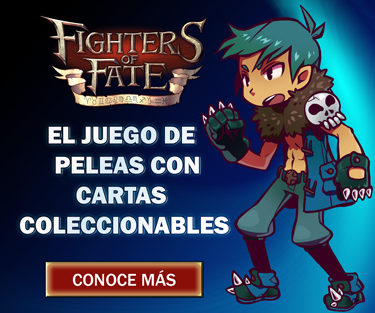 Conoce Fighters of Fate :