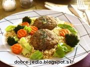 Brokolicové fašírky - recept