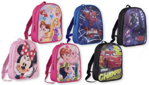 mochilas escolares Lidl