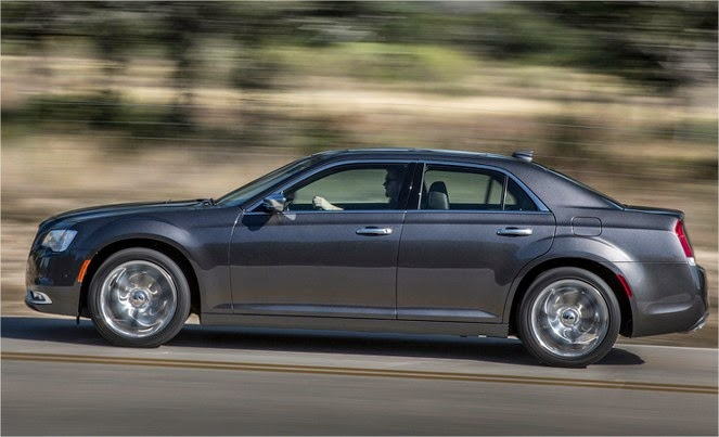 2015 top rated fullsize sedans