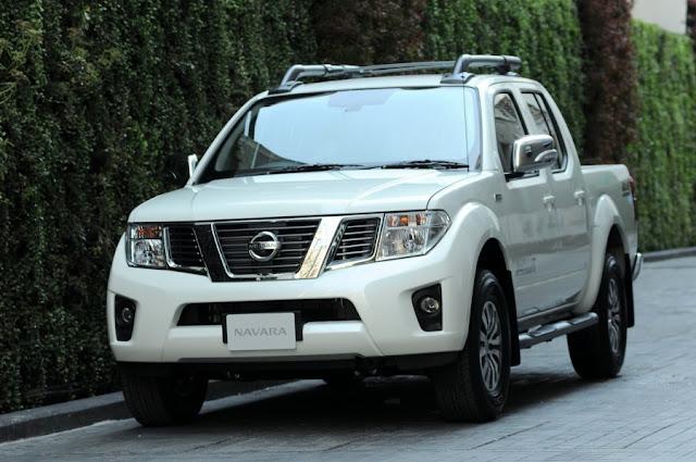 Mobil Nissan Navara Terbaru Siap Mengaspal Di Indonesia