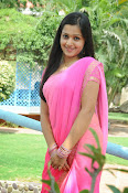 Samskruthi photo shoot in saree-thumbnail-14