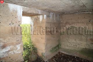 Входы в первое помещение первого бункера