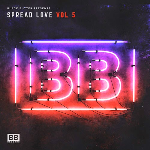 Black Butter Present Spread Love Vol 5