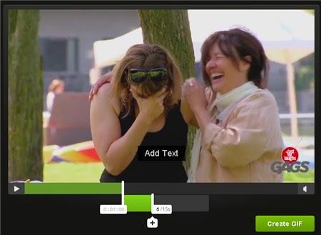 Tạo ảnh GIF từ video dễ dàng