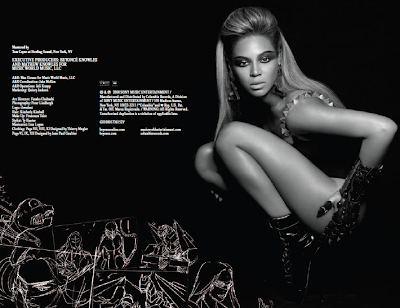 Beyonce New Album Cover Back Images & Pictures - Becuo