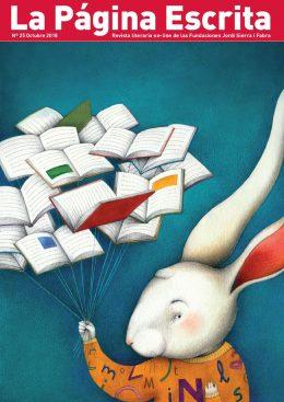 LA PÁGINA ESCRITA (revista literaria -literatura xuvenil)