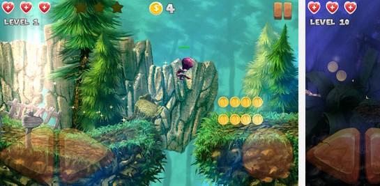 Game Super Elf Jump