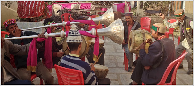Karnal, Kullu, Musical Instrument, Local Music Band, Himachali Tradition,