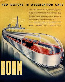 1940 წლის რეტროფუტურისტული მომავალი