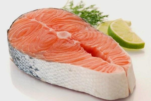 Pomôže Vám losos schudnúť?