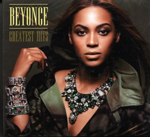 Beyonce Greatest Hits Cover