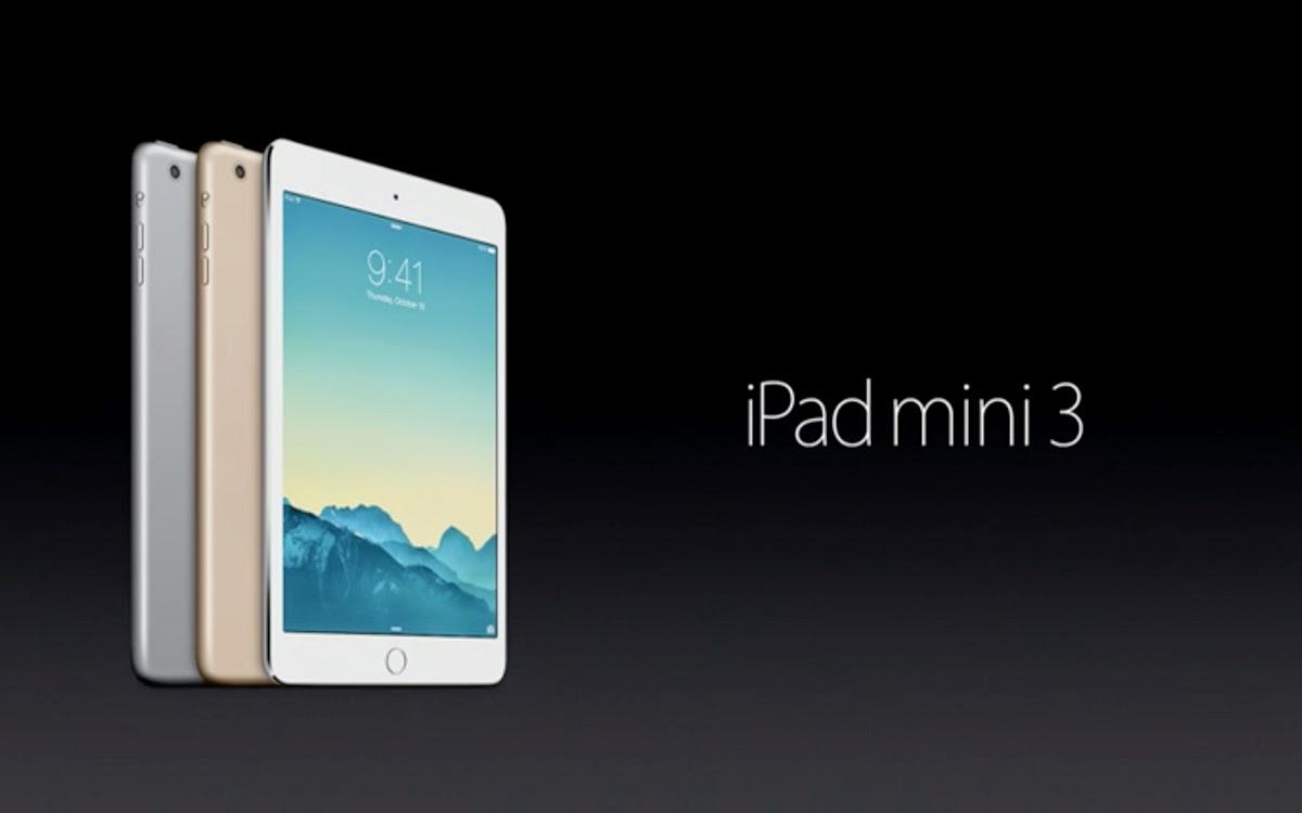 L'iPad mini nella sua terza iterazione acquisisce le colorazioni di iPhone.