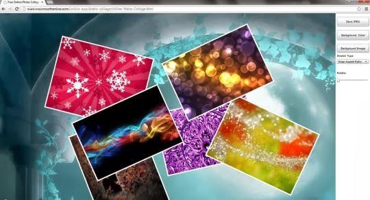 برنامج مجاني لإنشاء معارض وألبومات من الصور بشكل مبتكر Free Photo Collage Maker 3.0