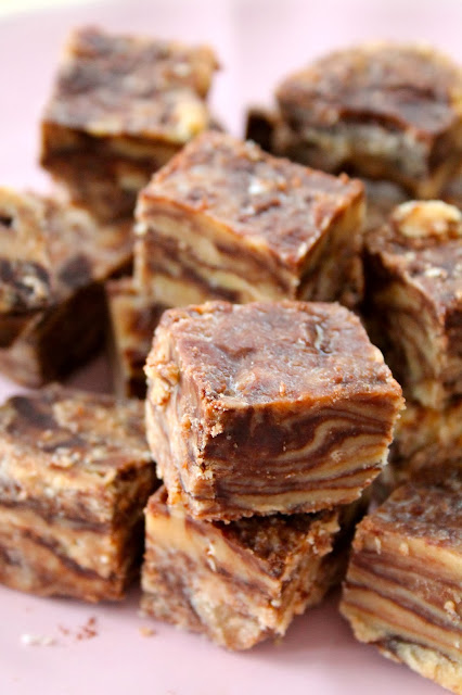 peanut butter chocolate fudge recipe