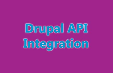 Drupal API Integration