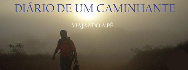 DIÁRIO DE UM CAMINHANTE