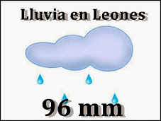 LLUVIA TOTAL EN LEONES