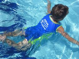 AQUA TRAINER - Segurança para seus filhos na água