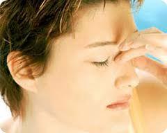 التهاب الجيوب الانفية , الاعراض و طرق العلاج و الوقايه