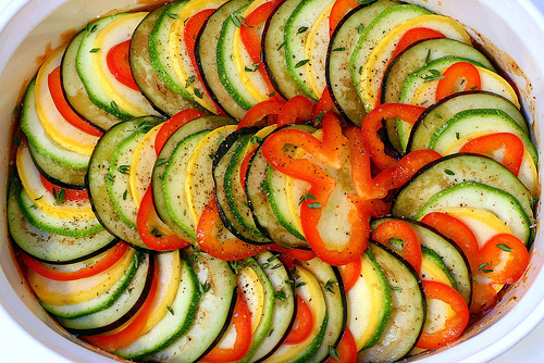 Simply Chicks: Ratatouille's Ratatouille