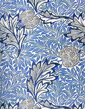 Publication design william morris 39 trellis 39 1862 for Arts and crafts movement graphic design