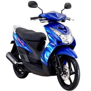 harga sepeda motor terbaru Yamaha Mio Soul GT 2012