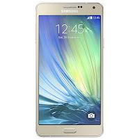 Samsung Galaxy A7 (front)