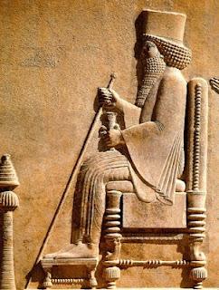 Persia - Dario I - Historia de las civilizaciones