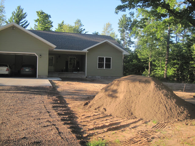 Building on Love: landscaping update